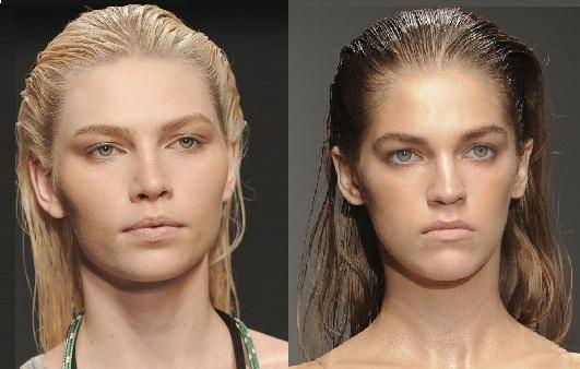 модный макияж лето 2012